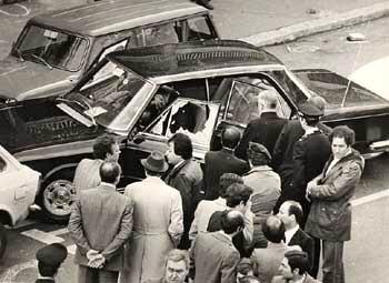 Fiat 130 Aldo Moro
