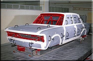 1970 Master Model 130 Berlina