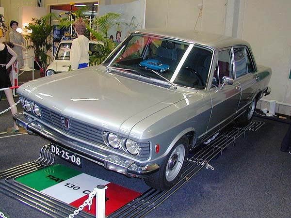 Fiat 130 Berlina