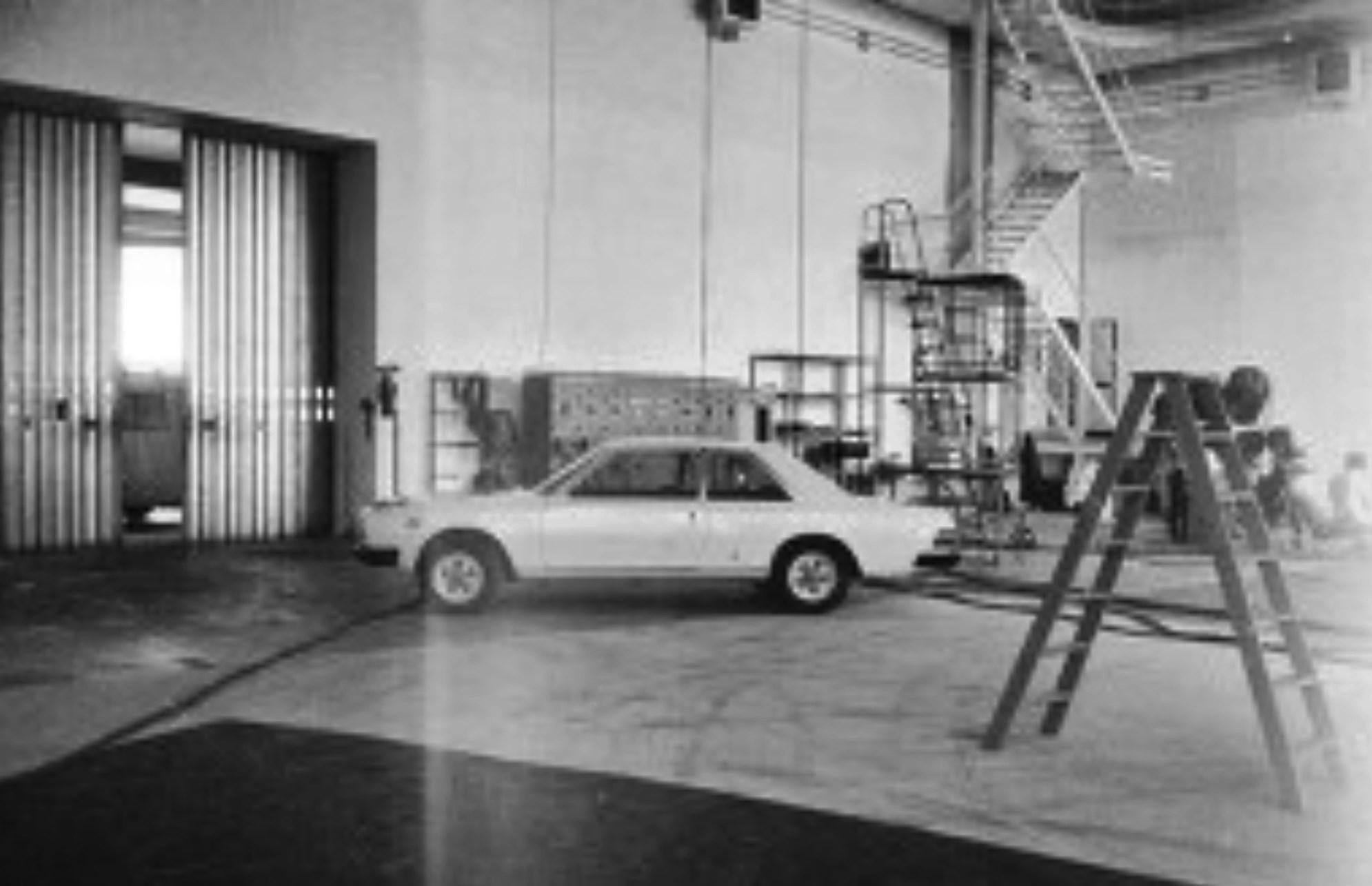 fotoshoot Fiat 130