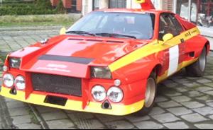 Lancia Monte Carlo Abarth 030