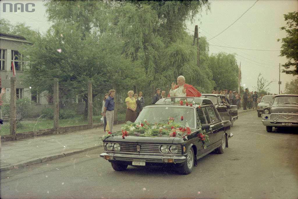 Fiat 130 pausmobiel