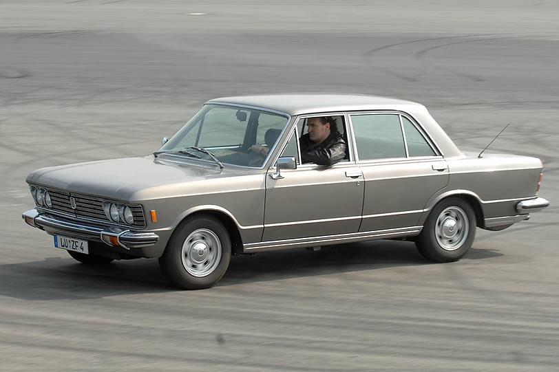 Tatort Fiat 130