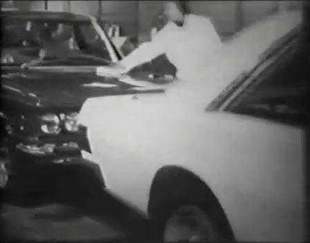 Fiat 130 promo