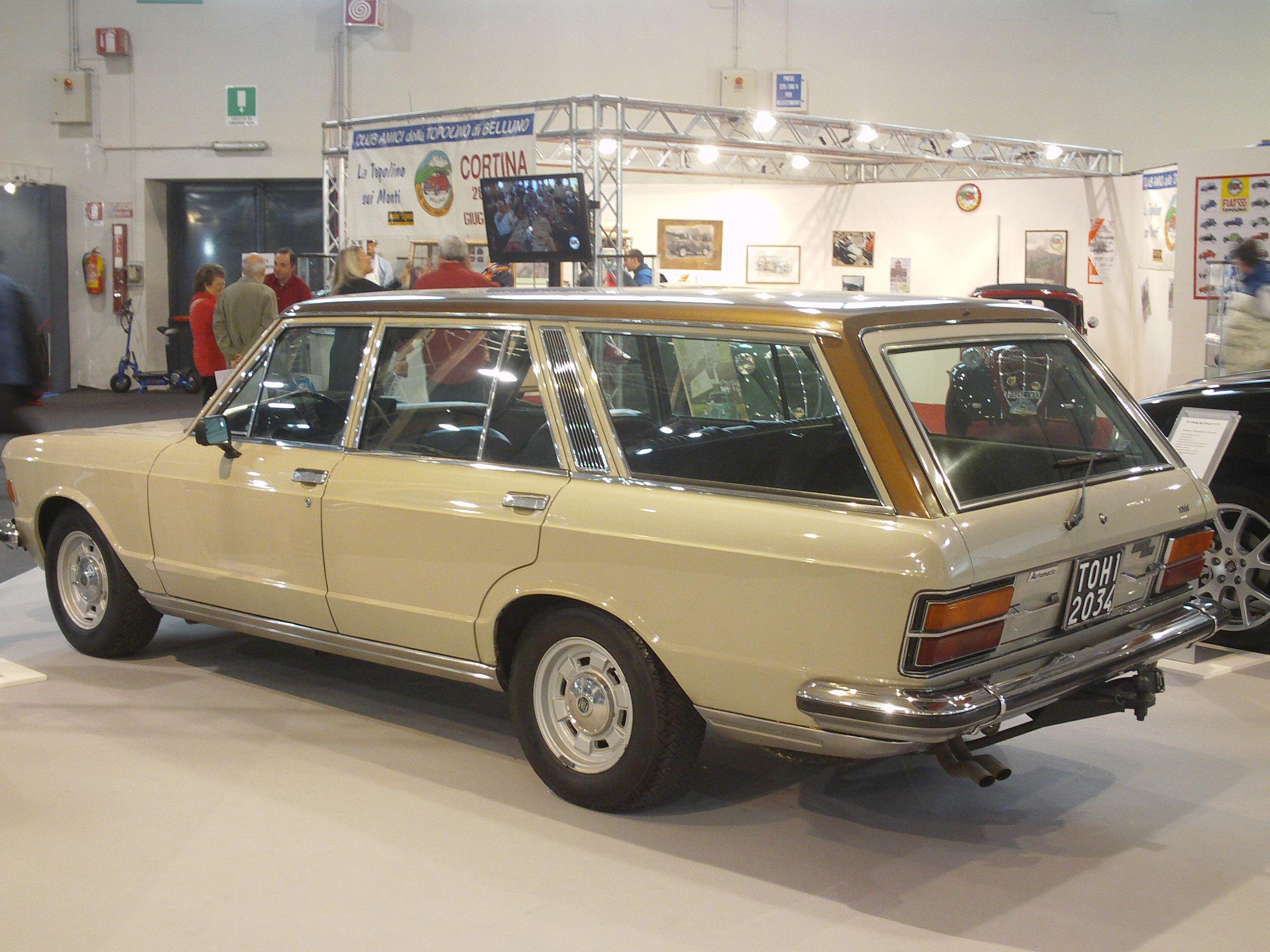 Fiat 130 Familiare