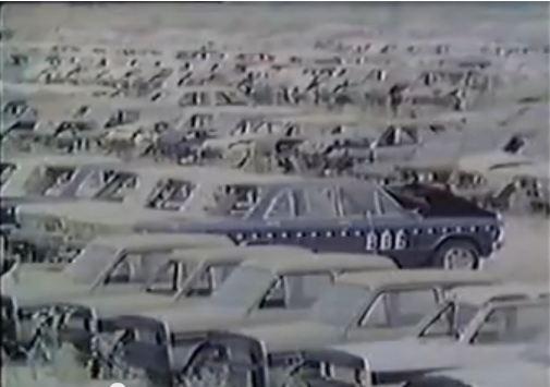crash Fiat 130
