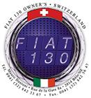logo Fiat 130 club CH