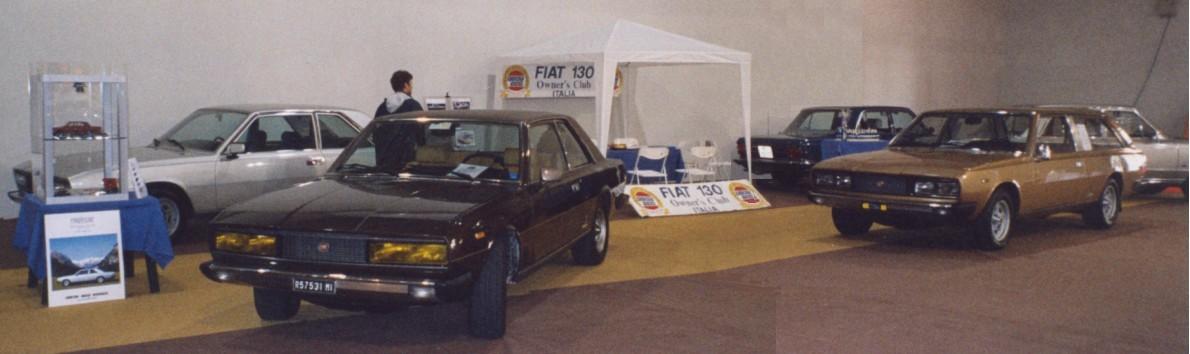 Fiat 130 Maremma