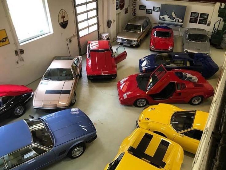 Fiat 130 Introzzi Ville d'Este
