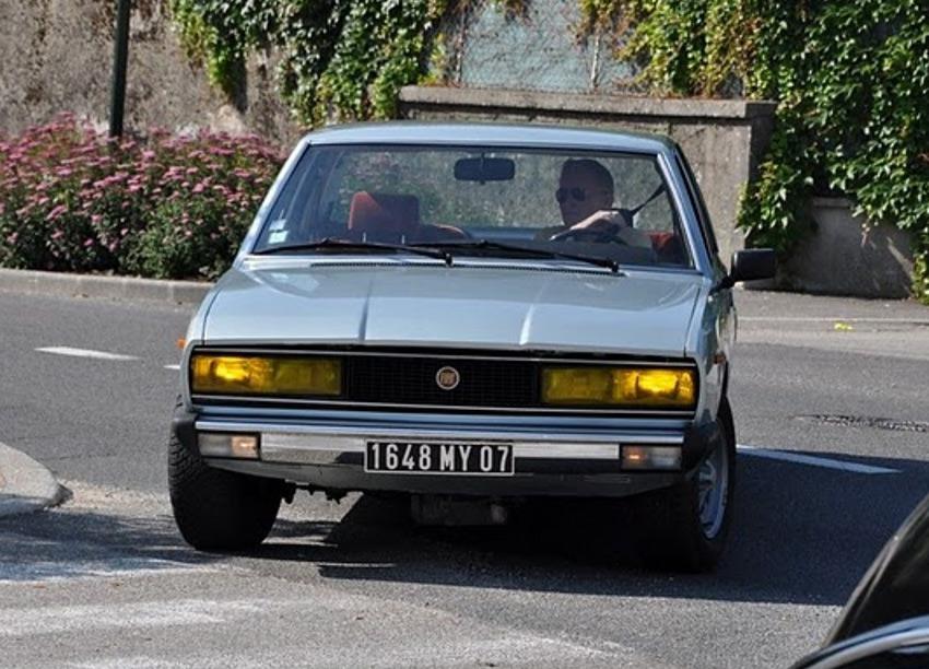 Fiat 130 1648 MY 07