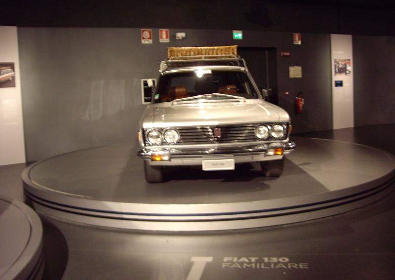 Fiat 130 Familiare by Agnelli