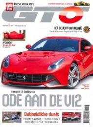 Autoweek GTO cover