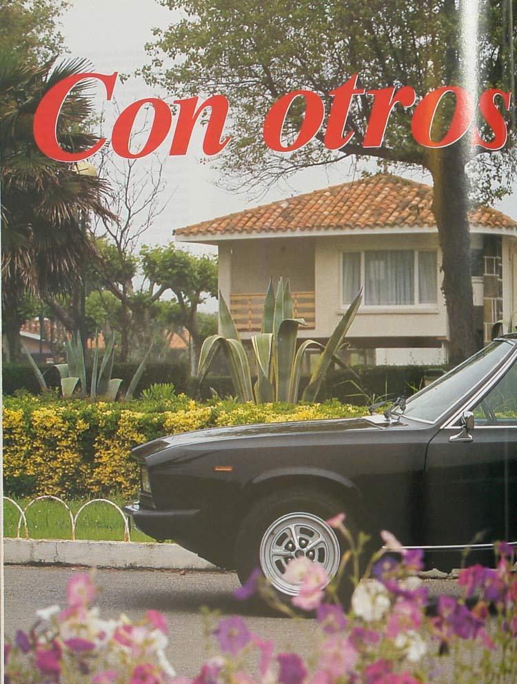 Motor Clasico Fiat 130