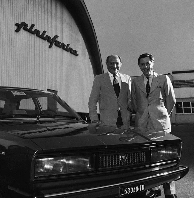 Pininfarina & Renzo Carli