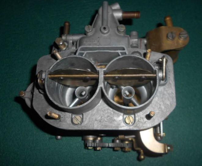 Weber carburator 45 DFC 11