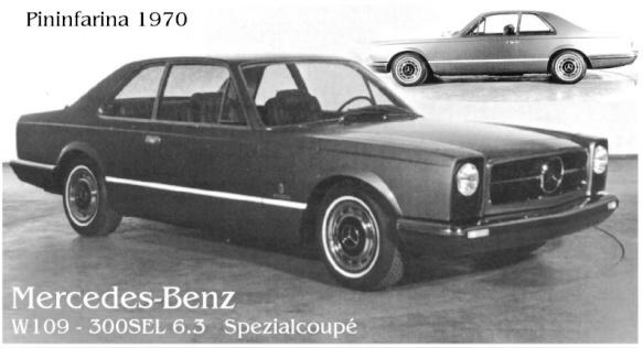 MB 300 SEL 6.3