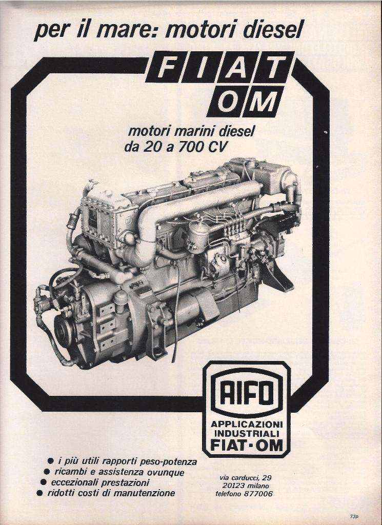 Mondo Sommerso Fiat 130
