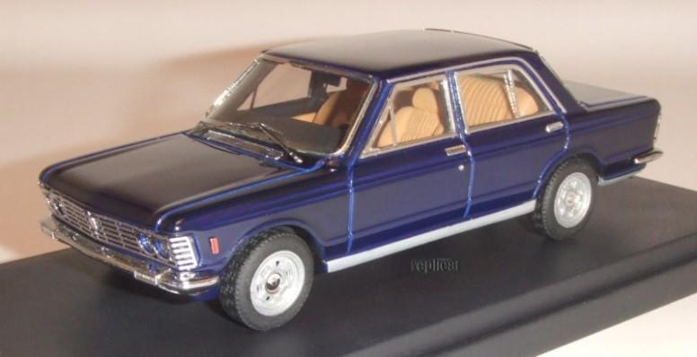 Fiat 130 modellen