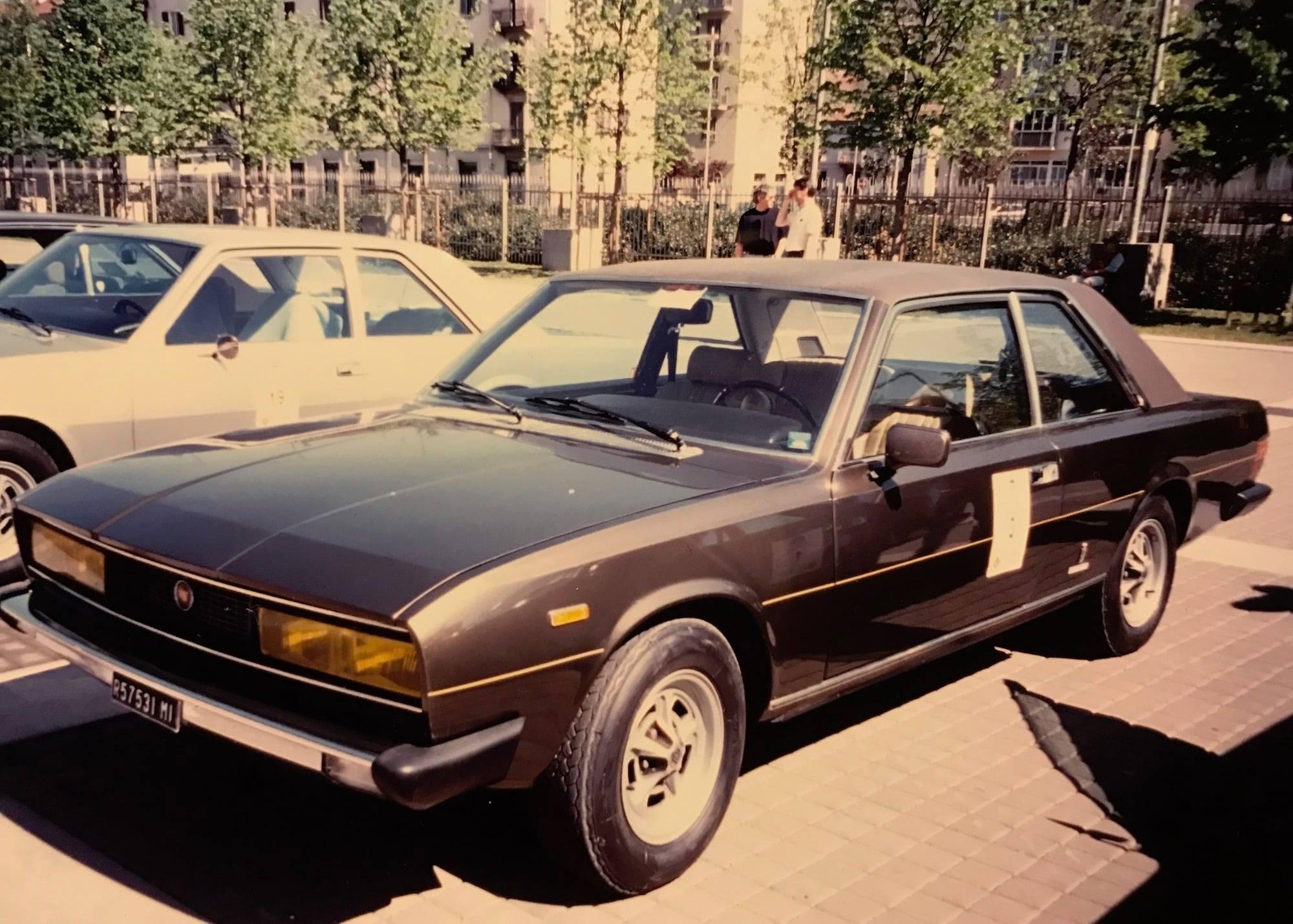 Fiat 130 Pavesi
