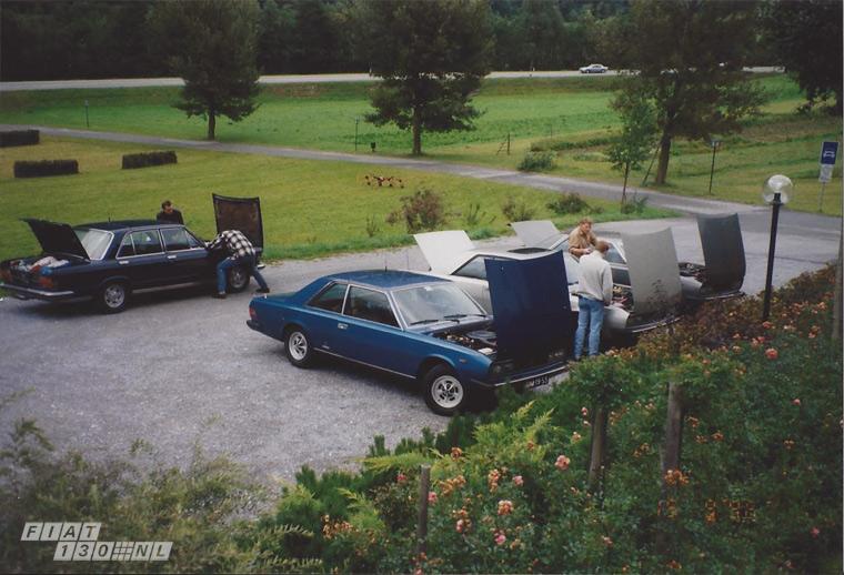 Fiat 130 1996
