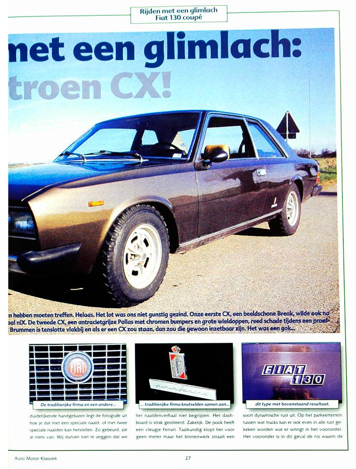 AMK1999 Fiat 130