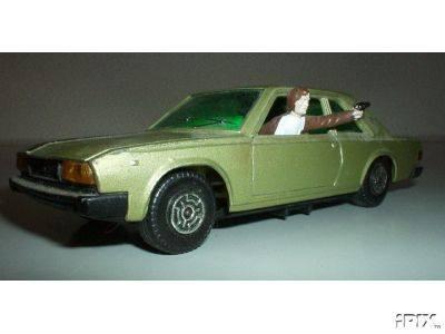 model Fiat 130