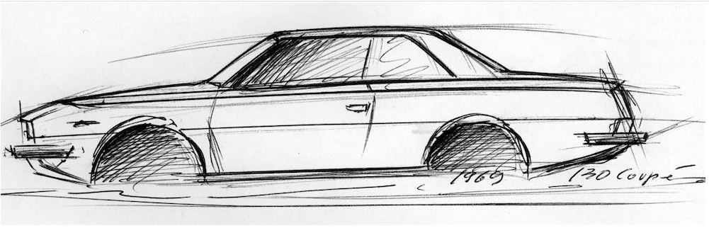 prototipo Fiat 130 Coupe