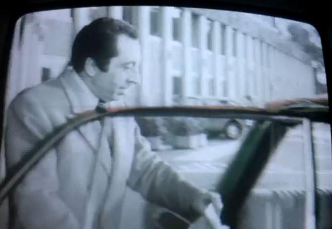 Fiat 130 commercial