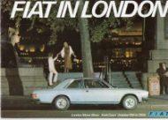 Fiat in London