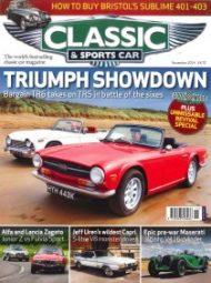 Classic and Sportscar 2014nov