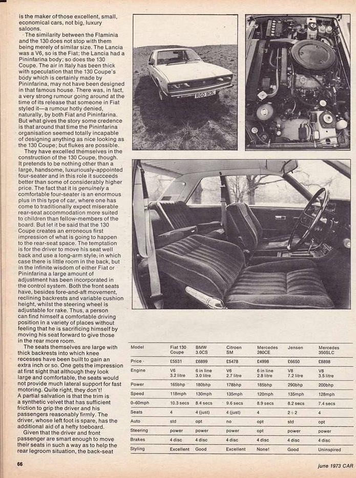 Car june 1973