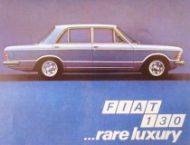 Fiat 130 Rare Luxury