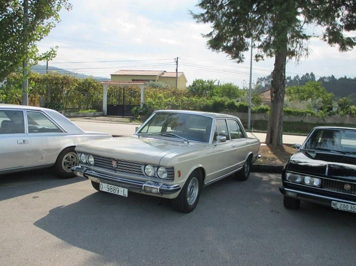 Fiat 130 meeting 2014