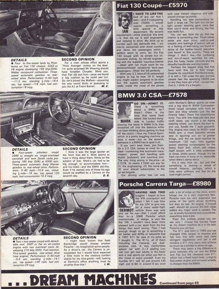 HotCar 1974 Fiat 130