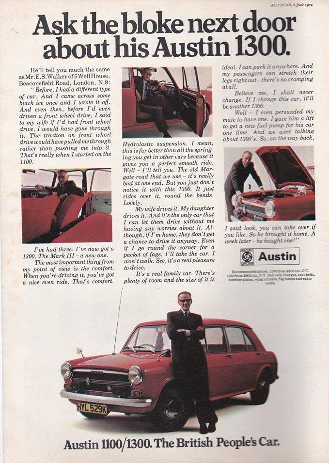 AutoCar 1972