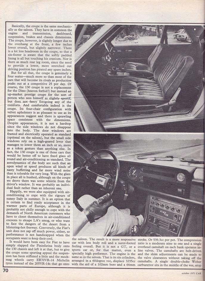 car: fiat 130