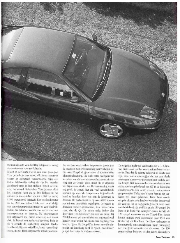 Gran Turismo Fiat 130