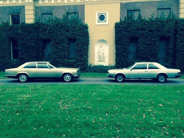 Fiat130 RR Camarque