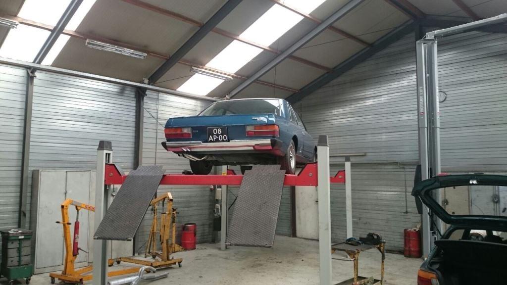 Maintenance Fiat 130