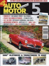 Auto Motor Klassiek S-klasse van het zuiden
