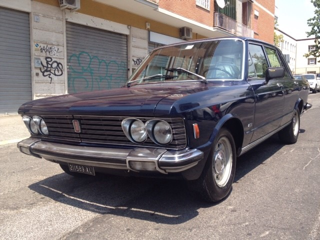 Fiat 130 Berlina 2800