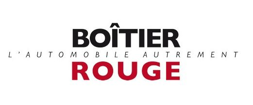 boitier rouge