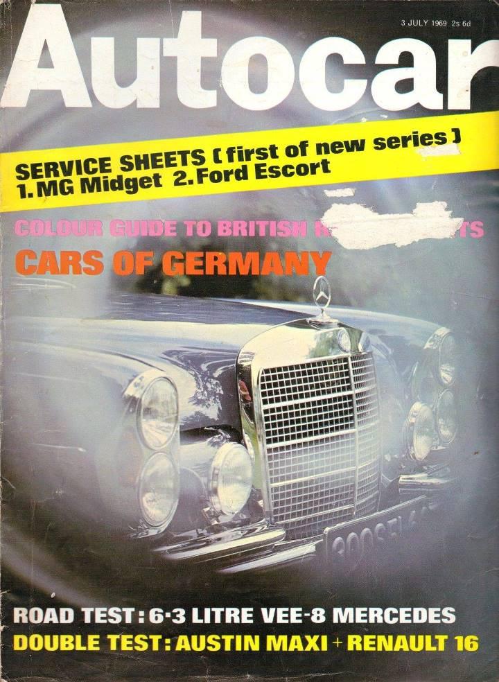 Autocar (1969)