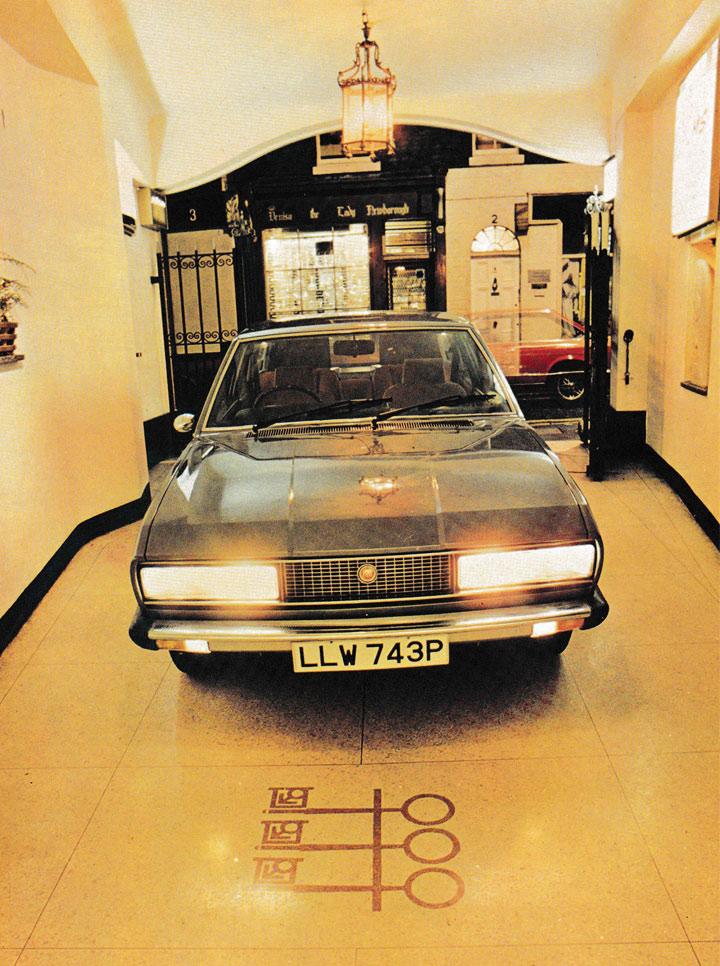 Penthouse & Fiat 130