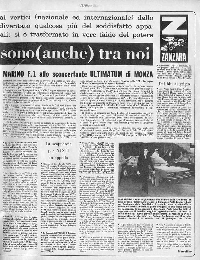 AutoSprint 1972