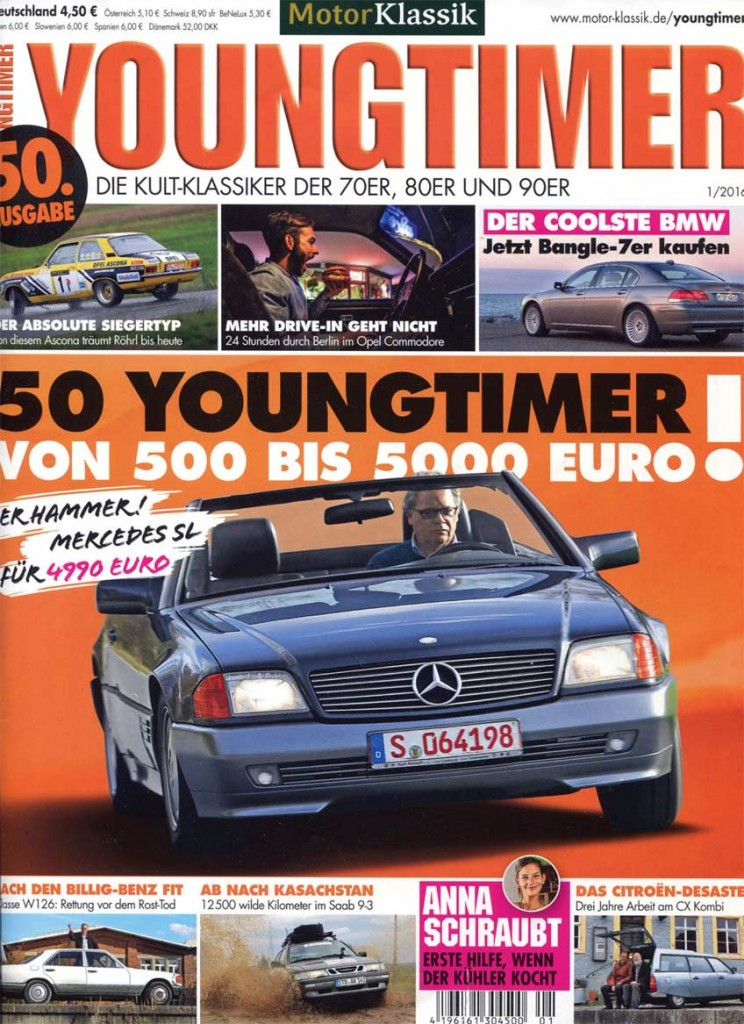 Youngtimer-cover
