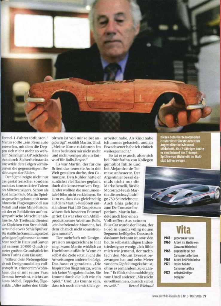 Paolo-Martin AutoBildKlassik