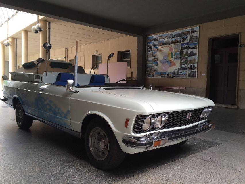 Fiat 130 Art berlina