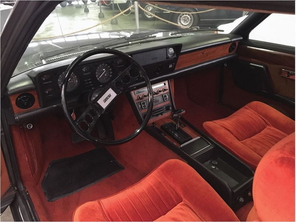 Auction Fiat 130 at RM/Sotheby's