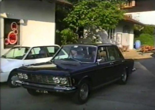 Fiat 130 trip 1994